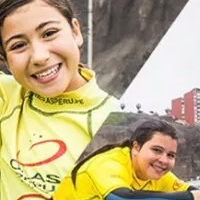 Ana Sofía y Karina Magaña