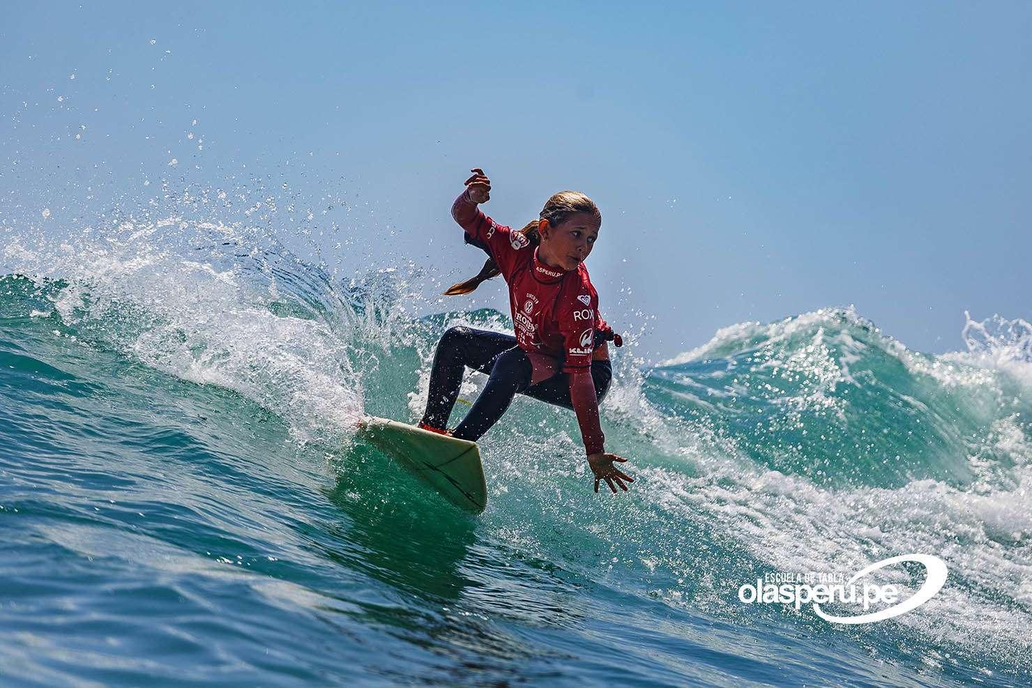 2° fecha del Semillero Euroshop de Surf 2019 en San Bartolo