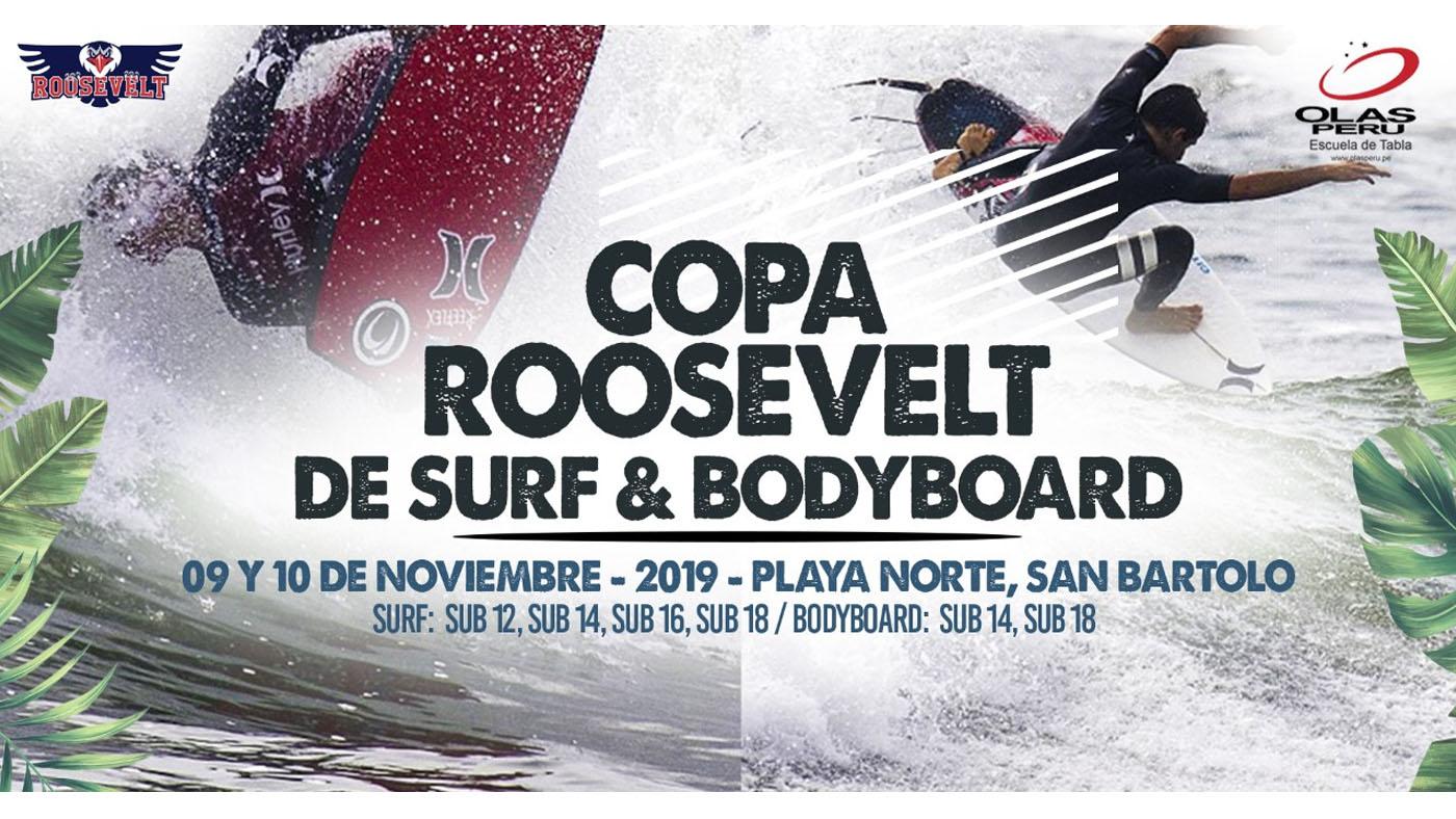 I OPEN INTERNACIONAL COPA ROOSEVELT DE SURF 2019