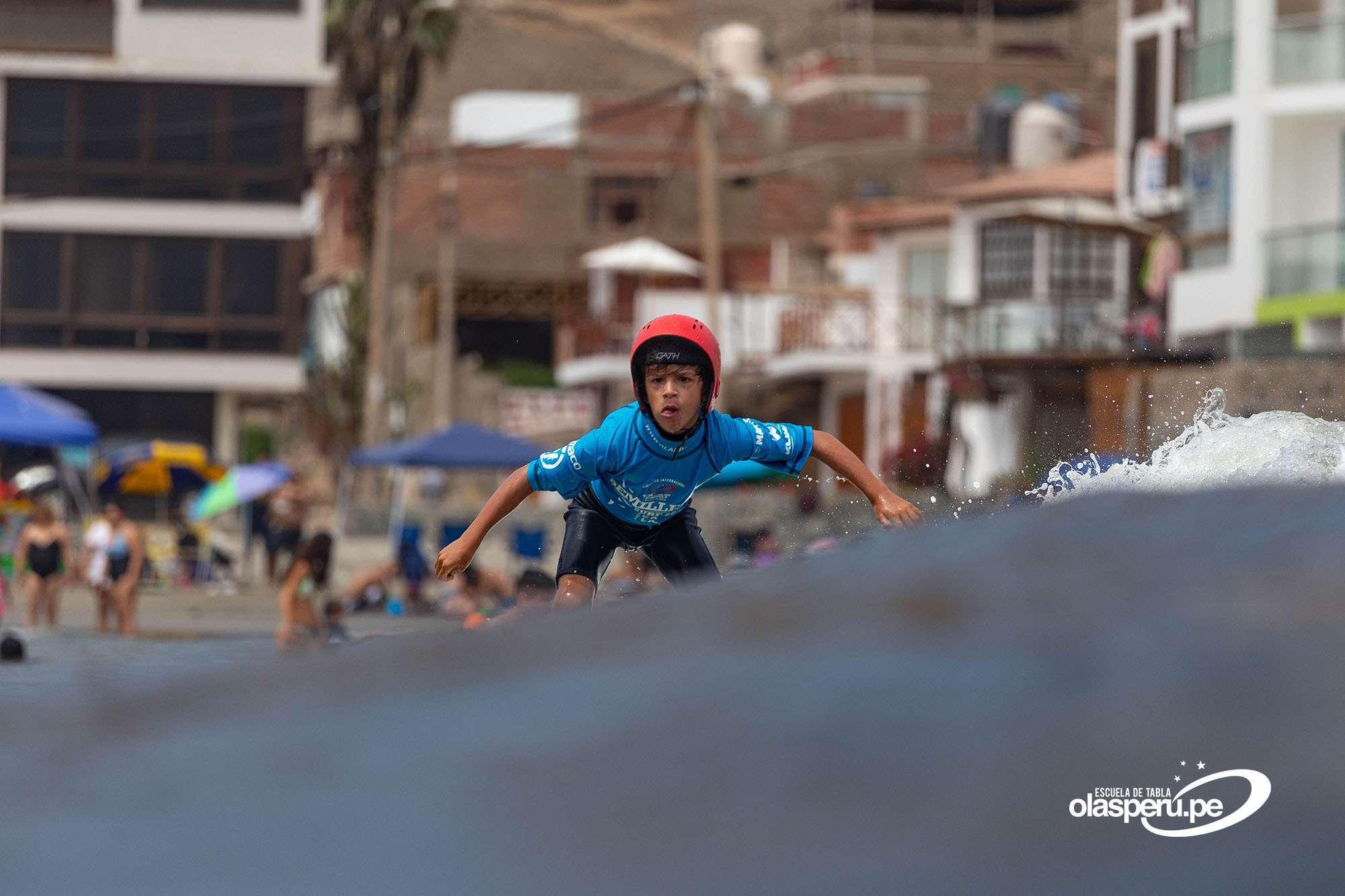 Fotos primera fecha en Cerro Azul